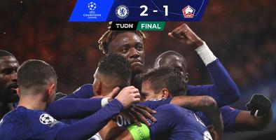 ¡Con sufrimiento! Chelsea vence y entra a los Octavos de Final