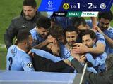 Manchester City vence al Borussia Dortmund y se mete a Semifinales