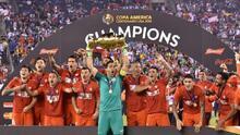 In photos: Chile wins Copa America final