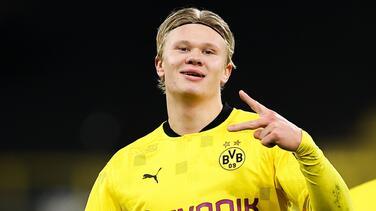 ¿El futuro de Haaland? En Dortmund señalan que no saldrá del club