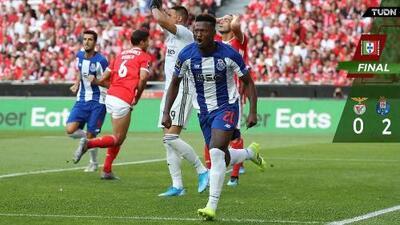 ¡Clásico 'a la mexicana'! El Porto de Jesús Corona venció al Benfica