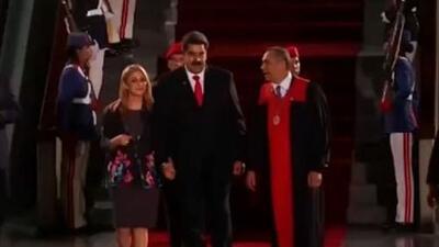 Reacciones ante toma de posesión de Nicolás Maduro en Venezuela
