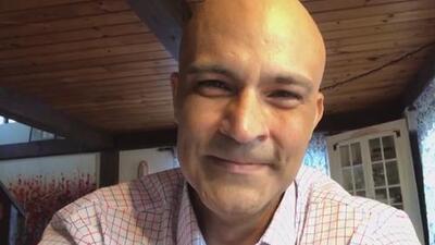 Luis Gómez anuncia que está libre de cáncer tras meses de tratamiento