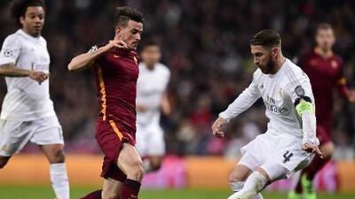 Cómo ver AS Roma vs. Real Madrid en vivo, Champions League
