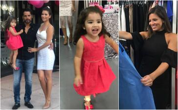 Fotos exclusivas: Ana Patricia abrió su propia boutique y todos sus amigos la acompañaron