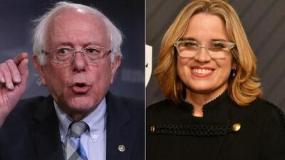 Alcaldesa de San Juan aclara por qué respalda al demócrata Bernie Sanders en su camino a la presidencia