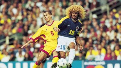 La maldición de los segundos uniformes de Colombia en los Mundiales 949dbc9a71906