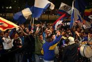 ¡Cuánto amor! Fans llevan 'serenata' a Cruz Azul previo a la Gran Final
