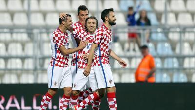 Croacia apabulló 10-0 a San Marino y toma confianza antes de la Eurocopa