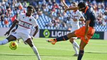 Ejemplar: La Ligue 1 regresó con público en los estadios