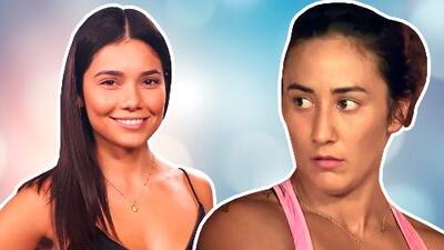 Marina Ruiz reacciona ante la declaración de amor de Paulette en Reto 4 Elementos