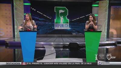 Ana Caty Hernández regresó en busca de su revancha ante Lindsay Casinelli