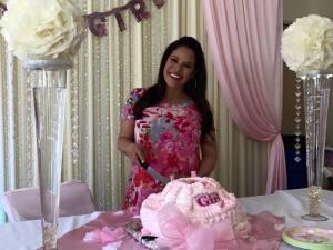 Precioso baby shower de Ericka Pino