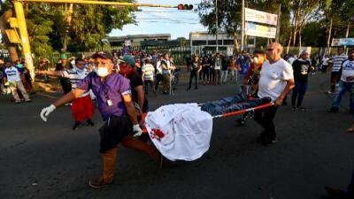 Día de las Madres en Nicaragua salpicado de sangre: al menos 13 muertos y decenas de heridos por ataques y represión
