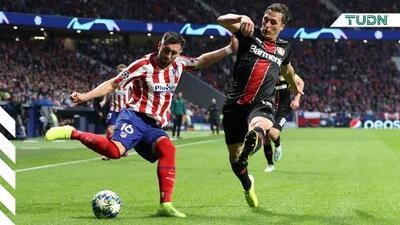 El 'Atleti' de Herrera, por el boleto a Octavos ante el Leverkusen