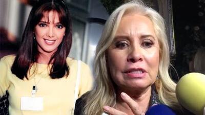 Compañera de Adela Noriega, protagonista de 'Amor real', tiene noticias de ella tras varios años de ausencia