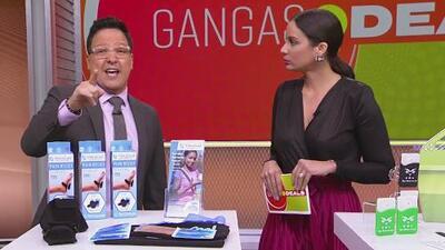 Raúl encontró el producto ideal para combatir los dolores y la inflamación con un gran descuento en Gangas & Deals