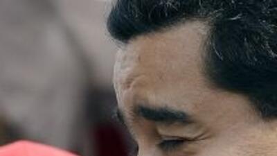 Cinco grandes metidas de pata de Maduro