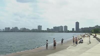 Estas son las actividades con las que los residentes de Chicago enfrentan las altas temperaturas