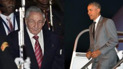 Se espera que Obama y Castro dialoguen el sábado en la Cumbre de las Américas