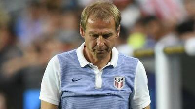 Klinsmann, un crítico del sistema que no pudo revolucionar al fútbol de Estados Unidos