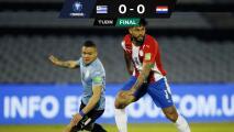 Acuchilla el VAR a 'Cabecita' Rodríguez y Uruguay ante Paraguay