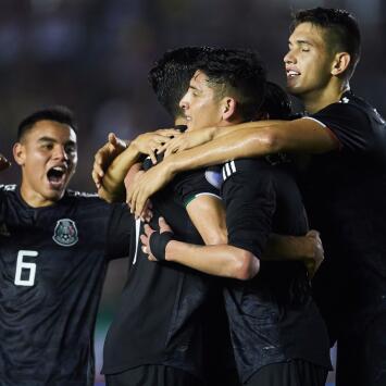 Buscan rivales europeos para la Selección Mexicana