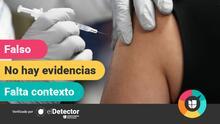 ¿Las candidatas a vacunas cubanas recibieron categoría de excelencia de la OMS y son inseguras?