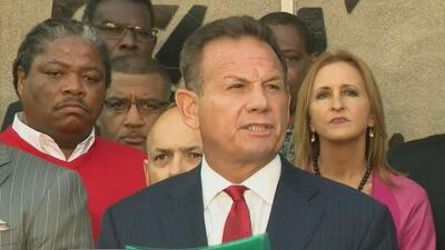 Scott Israel rechaza la decisión del gobernador de Florida de suspenderlo como sheriff de Broward