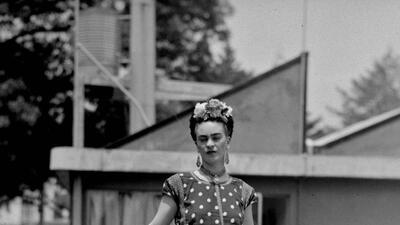 Lanzan una enorme colección digital de Frida Kahlo ¡Y es gratuita!
