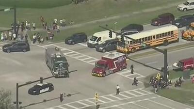 'It's no joke', la campaña para frenar las amenazas escolares que hacen los estudiantes en Florida