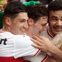 Stuttgart no tuvo piedad y goleó a Hannover