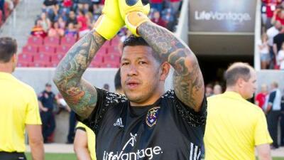 Nick Rimando, de Real Salt Lake, impone un récord histórico en la MLS