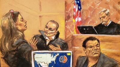 Como una invasión describió un narco colombiano los aviones con cocaína que recibía 'El Chapo'