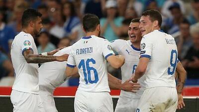 Grecia 0-3 Italia - RESUMEN Y GOLES – Clasificatorio Eurocopa 2020