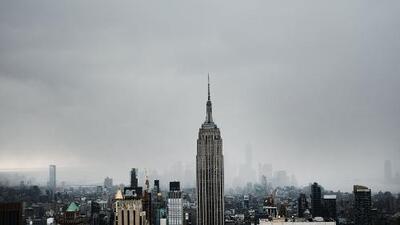 Algunas lluvias moderadas y cielos nublados se esperan para este jueves en Nueva York