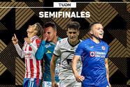 Así se juegan las semifinales de la Liga MX: cruces, fechas, horarios de la liguilla