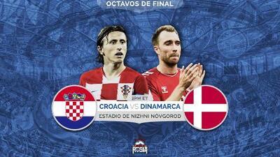 Croacia quiere demostrar su estupendo nivel ante la Dinamita Danesa