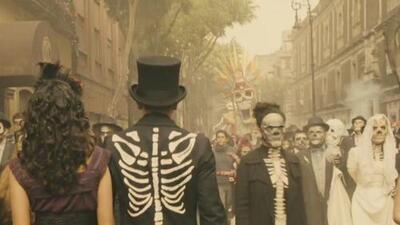 """Se estrena la película del Agente 007 """"Spectre"""" en México"""