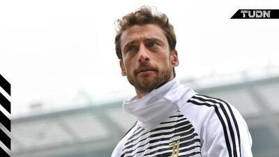 Claudio Marchisio dice adiós a las canchas