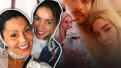 A la hija de Alejandra Guzmán su novio le llama con un inusual apodo y lo reveló mientras estaban en cama