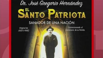 'El Santo Patriota', una obra de teatro que rinde homenaje a José Gregorio Hernández se presenta en Miami