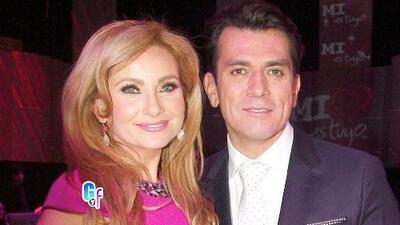 Jorge Salinas pudo ver el nacimiento de sus hijos ¡por FaceTime!