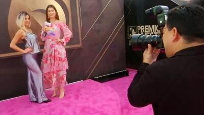 ¿Quieres salir perfecta en las fotos? Ana Patricia aprendió buenos trucos que aplicará en alfombras rojas