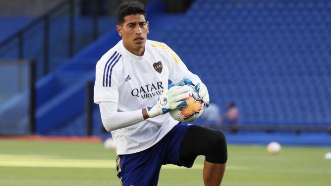 Problemas con el fichaje, Andrada aún no firma con Rayados