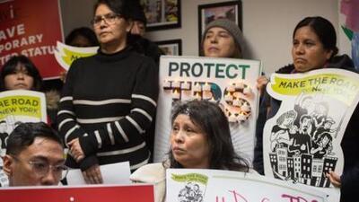 Legisladores demócratas piden al gobierno de Trump que renueve el TPS de Honduras