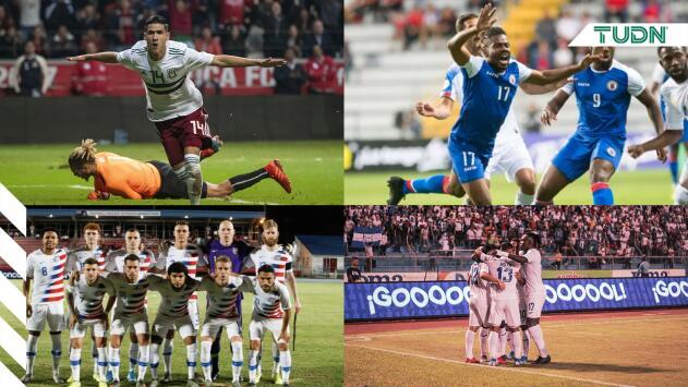Definidas las semifinales de la Concacaf Nations League