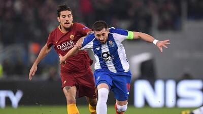 Cómo ver FC Porto vs. AS Roma en vivo, Champions League