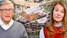 Estas son las 7 lujosas mansiones de Bill y Melinda Gates, la más 'barata' cuesta 5 millones