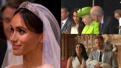 8 momentos que marcaron la vida de Meghan Markle en su primer año de duquesa